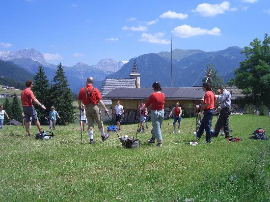 Andes Hotel - Wellness & Spa: Nordik walking