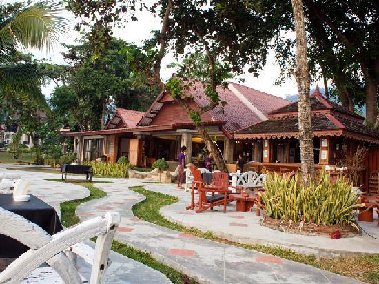 Koh Chang Grand View Resort: Restaurant