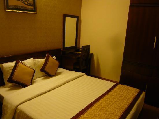 Hanoi Fortune Hotel: Room