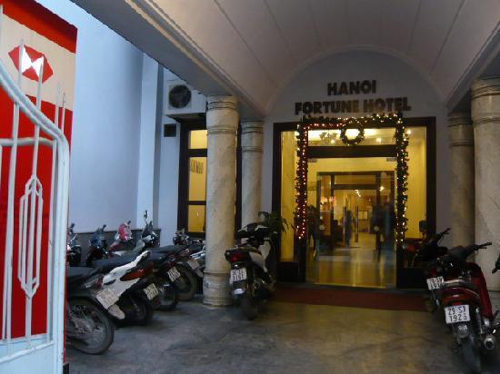 Hanoi Fortune Hotel: Hotel