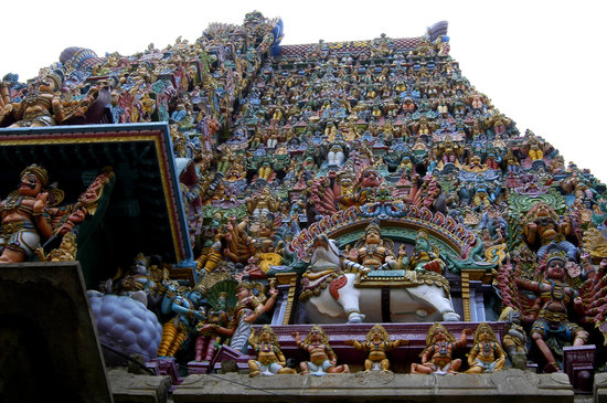 Things To Do in Sri Meenakshi Temple, Restaurants in Sri Meenakshi Temple