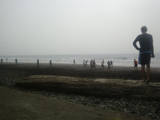Hotel Seme Beach : La plage 2