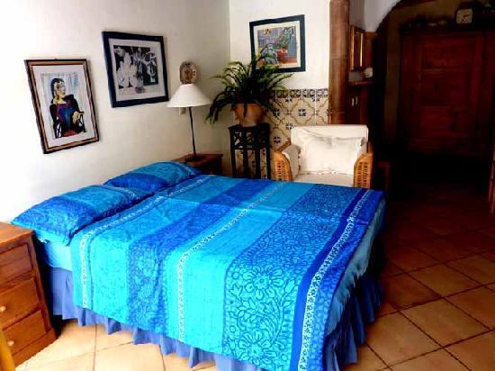 Oasis Verde: Haus Gardenia - Wohn/Schlafzimmer
