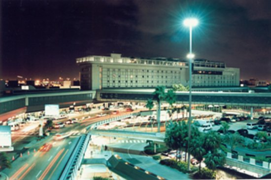 Miami International Airport Hotel: Miami International Airport Hotel Inside MIA
