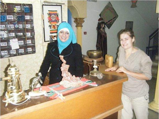 Abbasi Palace: Reception