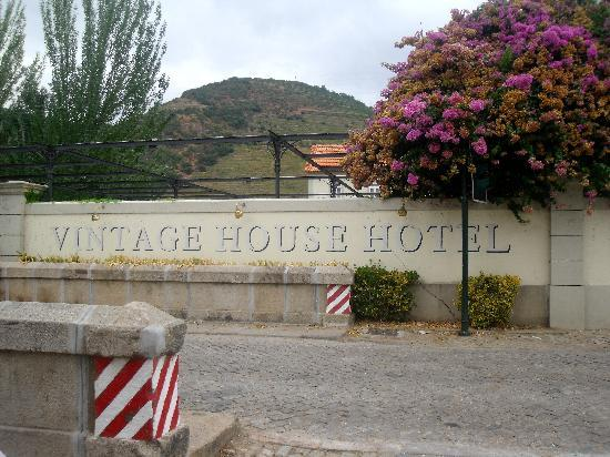 The Vintage House Douro: Entrada