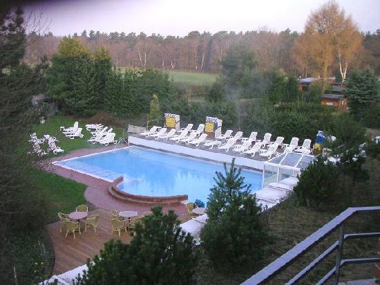 Jammertal Resort: Außen-Schwimmbad