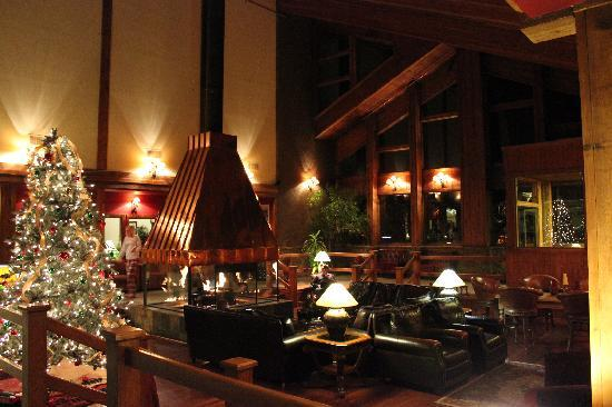 Holiday Inn Vail: Lobby
