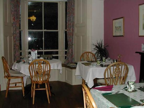 Pen Y Garth: Dining Room