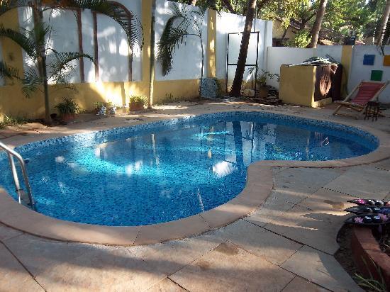 Casa Candolim: Pool