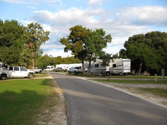 Campground Picture Of Huntington Beach State Park Murrells Inlet Tripadvisor