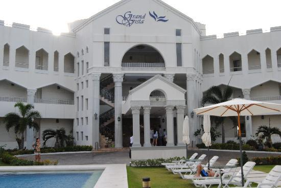 ‪‪Grand Vista Boracay Resort & Spa‬: main building‬