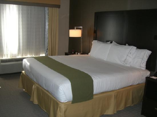 Holiday Inn Express Hotel & Suites Hays: King Room