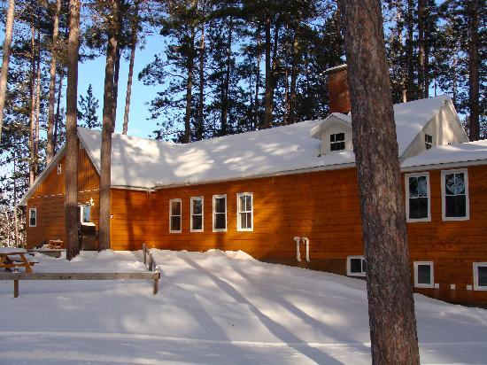 Pine Cliff Resort : The Lodge at Pine Cliff (Cottage #1)