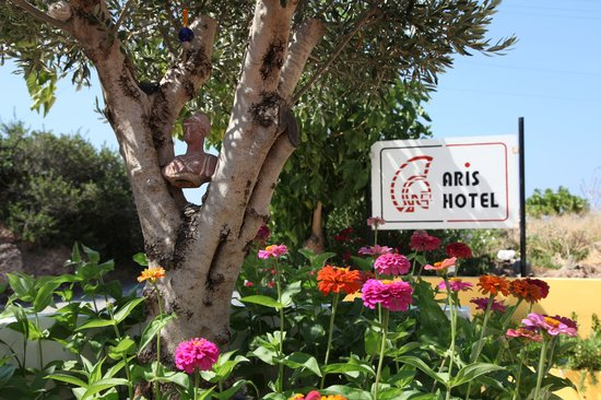 Aris Hotel: Welcome to Paleochora!