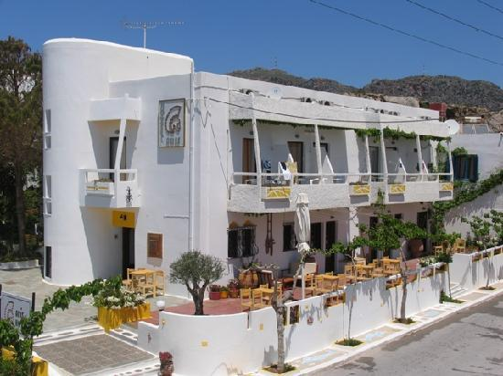 Aris Hotel in Paleochora