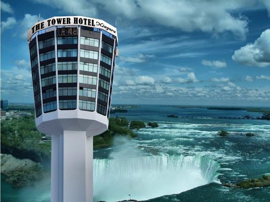 The Tower Hotel 82 9 Updated 2018 Prices Reviews Niagara Falls Ontario Tripadvisor