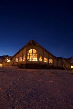 Radisson Blu Polar Hotel, Spitsbergen, Longyearbyen: SAS-Polarhotel - Restaurant