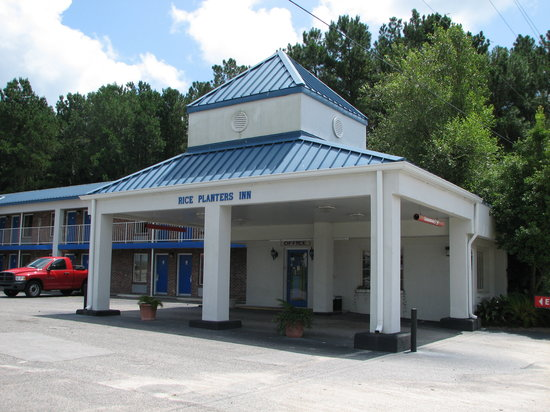 Walterboro, Carolina Selatan: Front Office Entrance