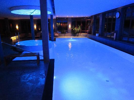 Hotel Konradin: Das Schwimmbad