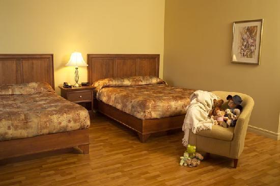 Hotel L'Oiseliere - Levis: Chambre