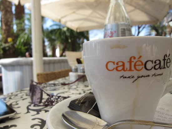 Cafe Cafe : just like it says!