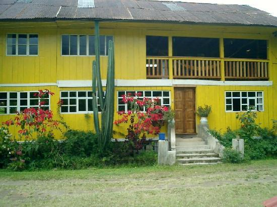 "Hacienda San Vicente: The original ""Yellow House"""