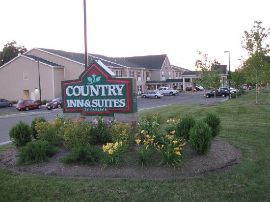 Country Inn & Suites By Carlson, Ithaca: Außenansicht