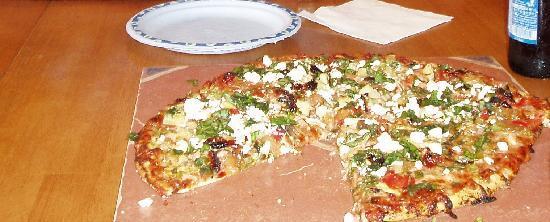 Hanalei Pizza: Veggie Deluxe Pizza