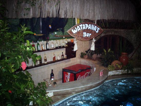 Divi-Divi Praia Hotel: Piscina con Bar