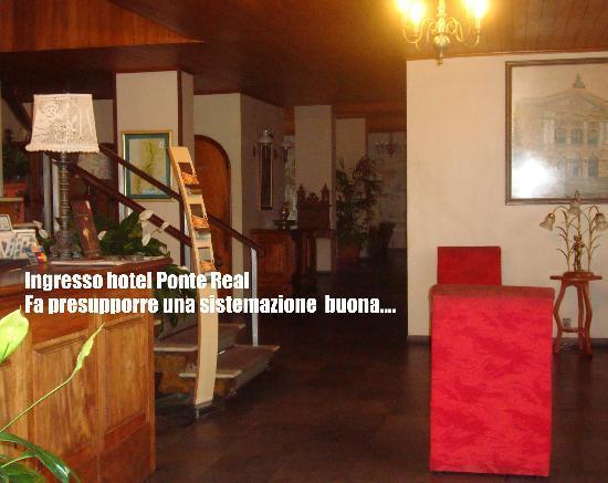 Hotel Ponte Real: ingresso