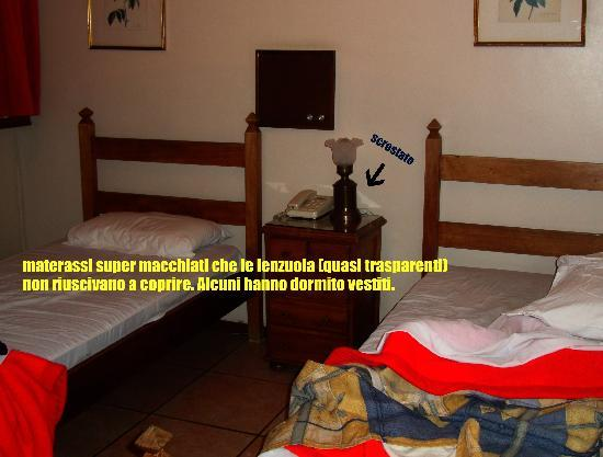 Hotel Ponte Real: camere