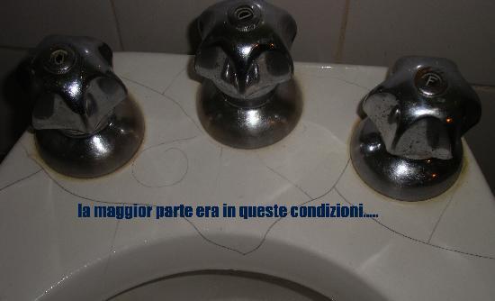 Hotel Ponte Real: sanitari