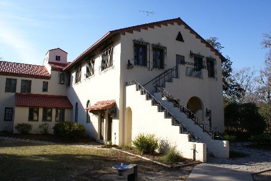 Edward Ball Wakulla Springs State Park: Blick auf die Lodge