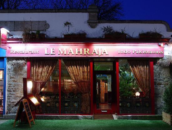 le mahraja quimper restaurant avis num ro de t l phone. Black Bedroom Furniture Sets. Home Design Ideas