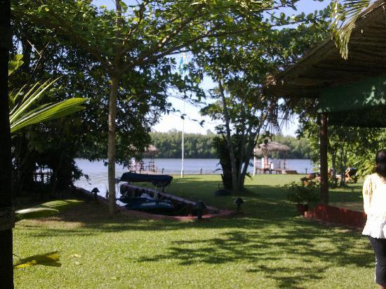 Dalmanuta Gardens - Ayurvedic Resort & Restaurant: View from the restaurant