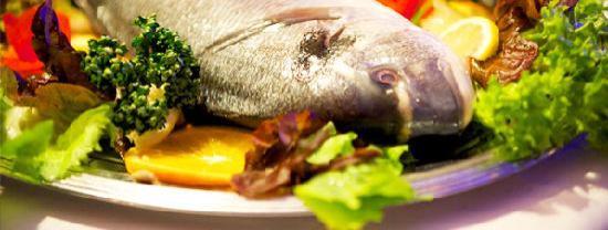 Ristorante - Fellini: Der köstliche Fisch ...