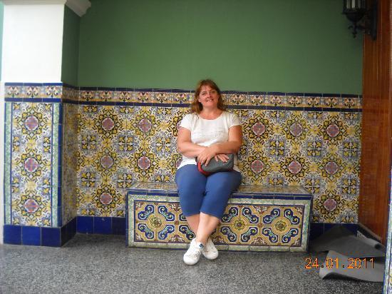 Hotel Miraflores Lodge: hermoso y tranquilo