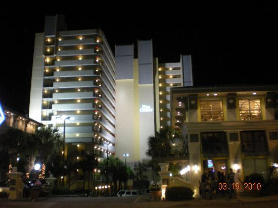Sea Crest Oceanfront Resort Hotel At Nigh