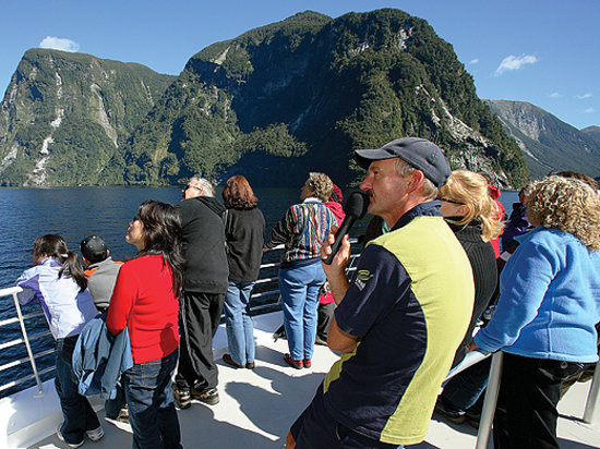 Doubtful Sound Wilderness Day Cruises – Real Journeys: Doubtful Sound Wilderness Cruises - Real Journeys