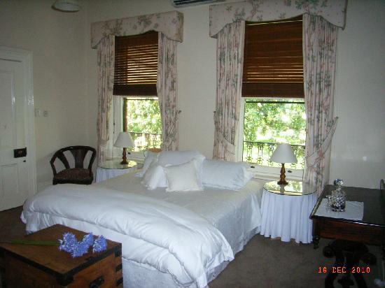 Koendidda Country House: lady franklin room