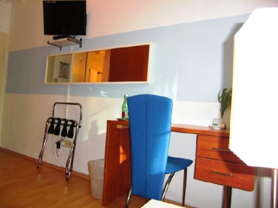 City Hotel zum Domplatz: Die Innenausstattung