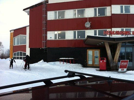 Hogfjallshotell