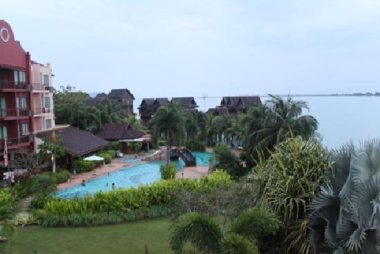 Langkawi Lagoon Resort: room view