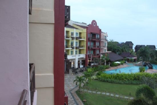 Langkawi Lagoon Resort: room view