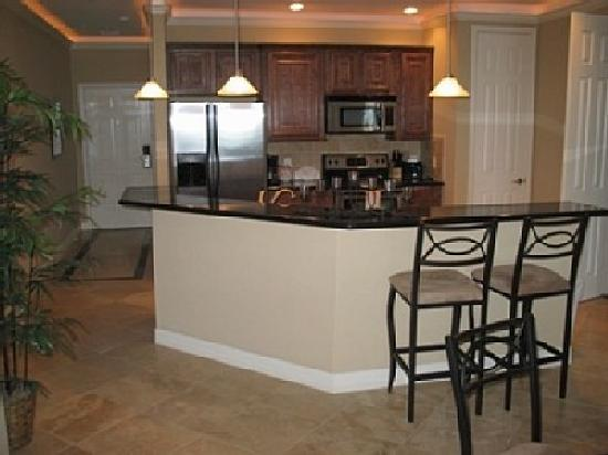 Sunset Harbor Resort: Full fully state of the art equipped kitchens. (1,2,3 bdrms)