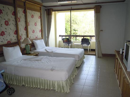 Rayong Chalet : Zimmer 304