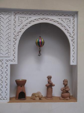 Marhbabikoum: detail patio