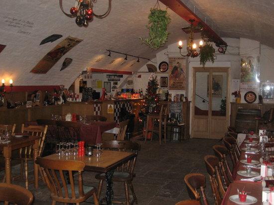 El Castizo: a shot of the restaurant