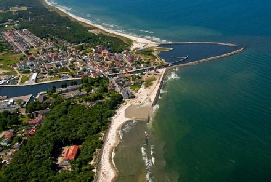 Darlowo, Polônia: HOTEL PLAZA SPA Z BASENEM    DARŁÓWKO  KOMFORTOWE APARTAMENTY NAD MORZEM